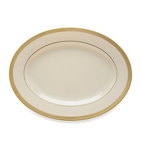 """$602.95 Lowell 16"""" Oval Platter"""