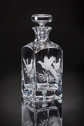 $279.00 Pheasant Decanter