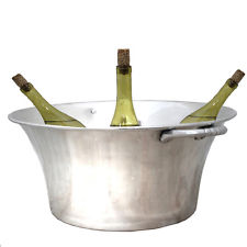 $85.00 Aluminum Party Bucket with stands