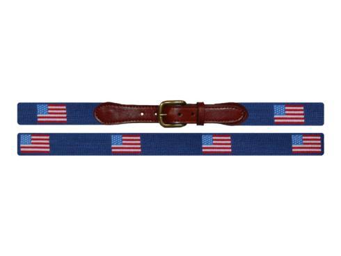$165.00 American Flag Belt