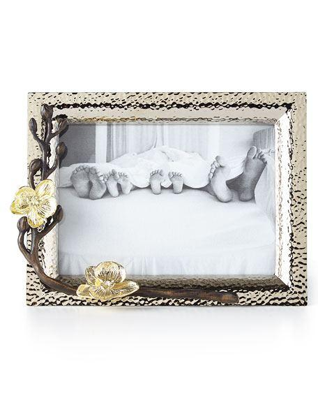 $100.00 Michael Aram Gold Orchid Frame 4x6