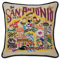 $168.00 San Antonio Pillow