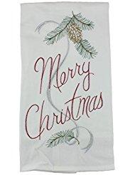 $8.50 Merry Christmas Dishtowel
