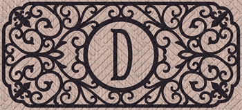 $9.99 Switch Mat Monogram Insert
