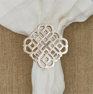 $7.00 Napkin Ring Medallion