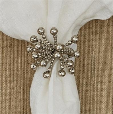 $6.00 Napkin Ring (Beads)