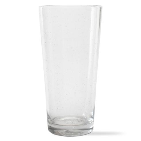 $12.99 Bubble Glass 20oz Tapered Tumbler