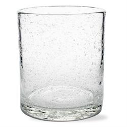 $8.50 Bubble Glass Tumbler Small