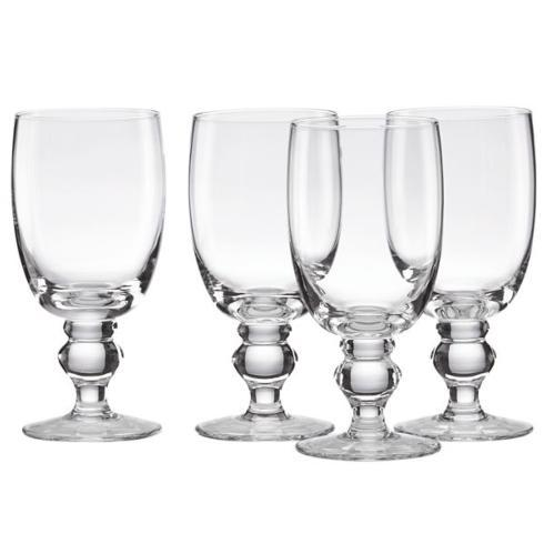 $45.00 Tuscany Classics 4-piece All Purpose Glasses