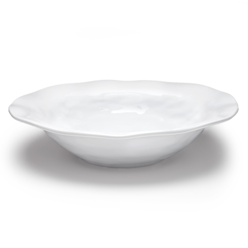 """$46.00 14"""" Round Shallow Serving Bowl"""