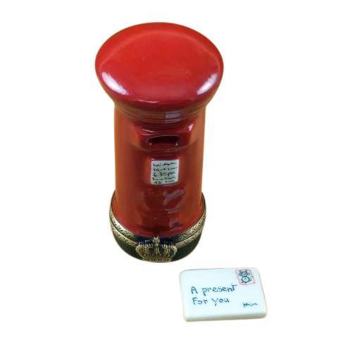 $239.00 Red English Post Box