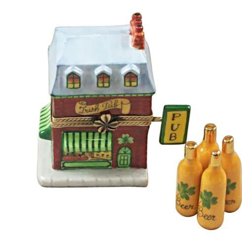 $379.00 Irish Pub with Removable Beer