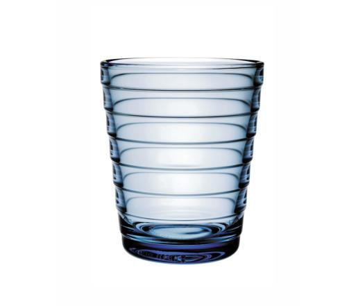 $22.00 Tumbler S/2  Light Blue