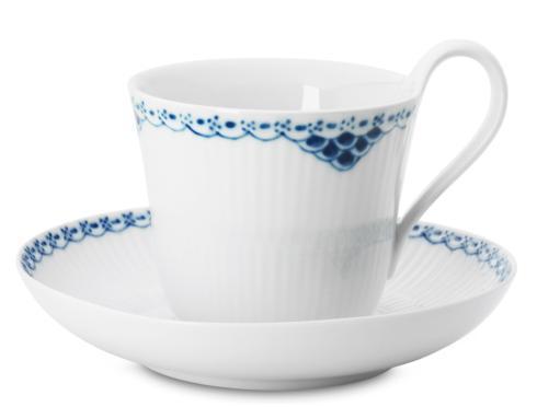 $110.00 High Handle Cup & Saucer
