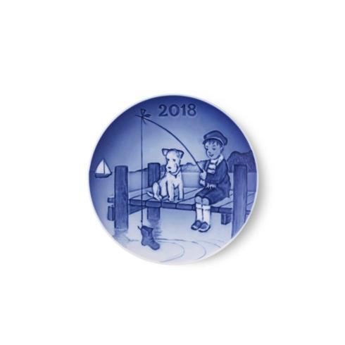 $75.00 Children\'s Day Plate 2018