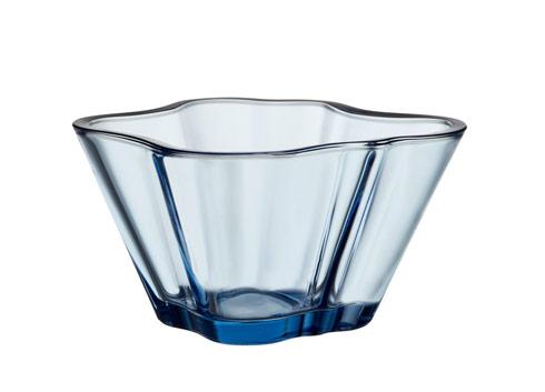 """$50.00 Bowl 3"""" Aqua"""