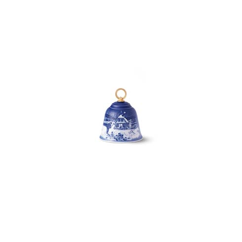 "$96.00 B&G Christmas Bell 3.5"""