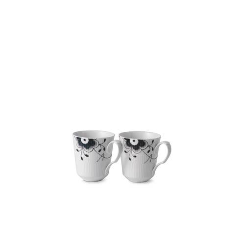 $125.00 Mug Set/2 12.25 Oz