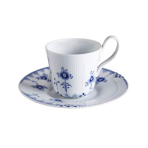 $135.00 High Handle Cup & Saucer