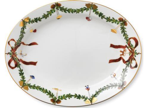 $250.00 Oval Platter Large