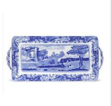 $49.99 Blue Italian Sandwich Tray
