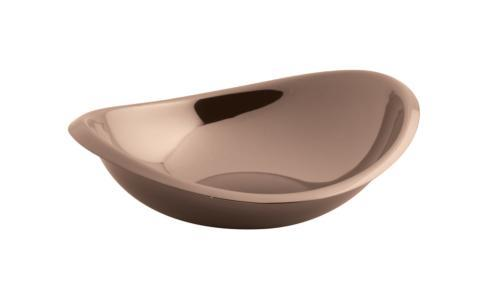 $50.00 Oval Bowl 6 in PVD Copper