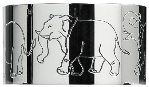 $120.00 Elephants Napkin Ring