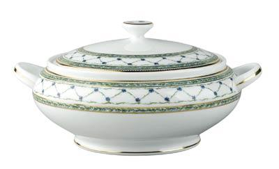 $910.00 Covered Vegetable Dish
