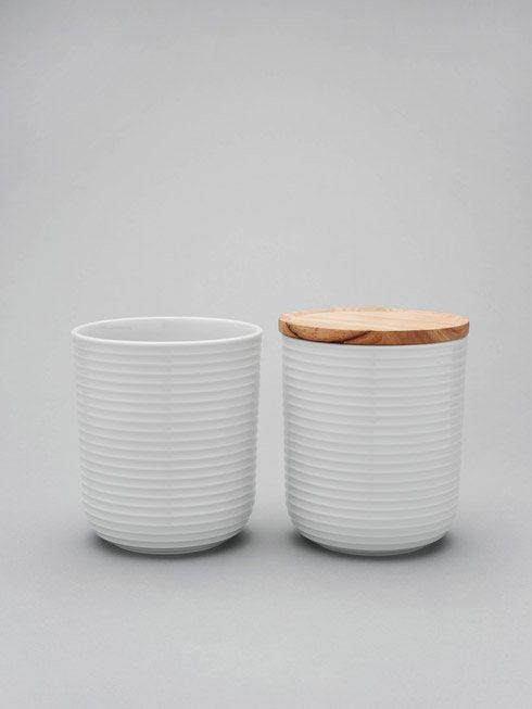 $52.00 Storage Jar (w/ Wood Lid)