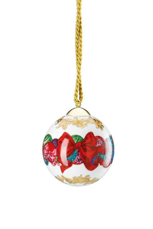 $130.00 Globe Ornament