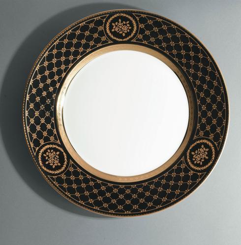 $950.00 Noir  Dinner Plate
