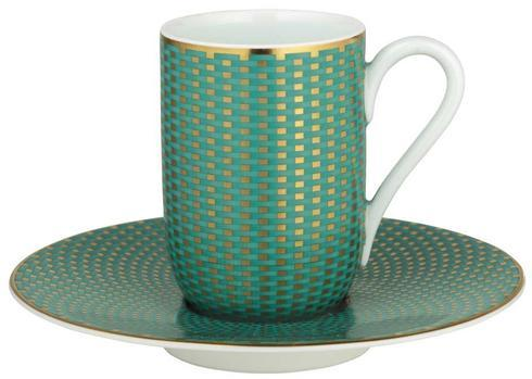 $74.00 Turquoise Expresso Saucer