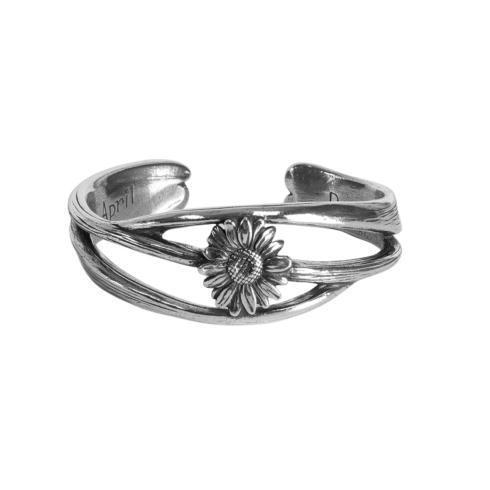 $23.00 Nouveau Flower of the Month Bracelet - April