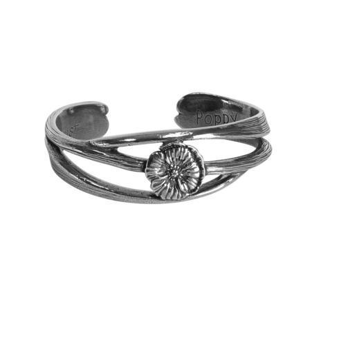 $23.00 Nouveau Flower of the Month Bracelet - August