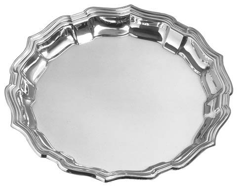 "$140.00 10"" Chippendale Tray"