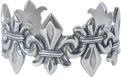 $23.00 Fleur-de-Lis Bracelet