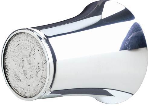 $35.00 Fifty Cent Coin Jigger