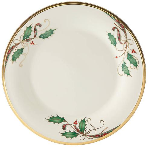 $48.00 HOLIDAY NOUVEAU DW DINNER PLATE