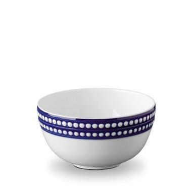 $90.00 Perlee Blue Cereal Bowl