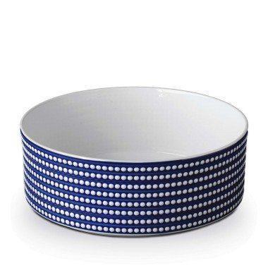 $550.00 Perlee Blue Deep Bowl Large