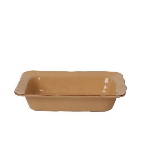 $73.00 Medium Rectangular Baker