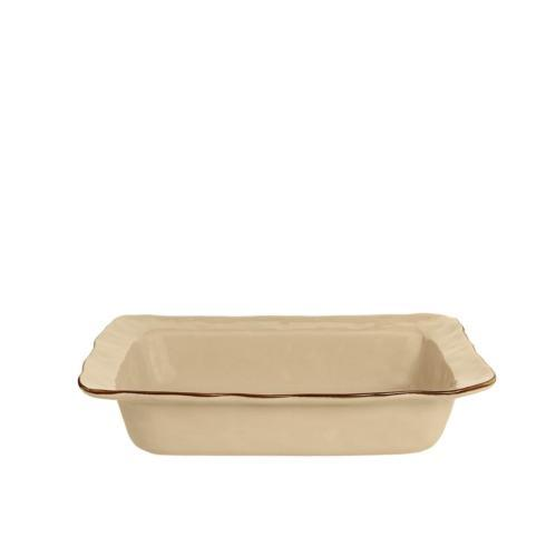 $73.00 Medium Rectangular Baker