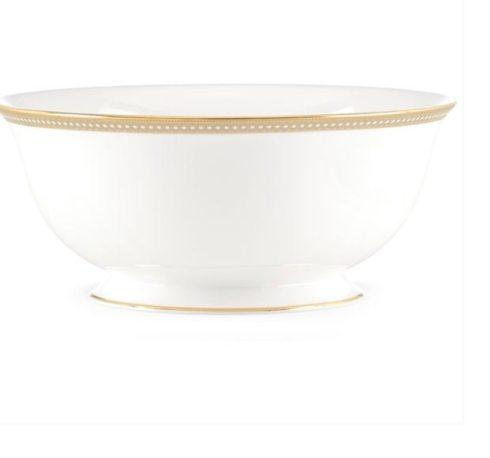 $190.00 Jeweled Jardin Serving Bowl