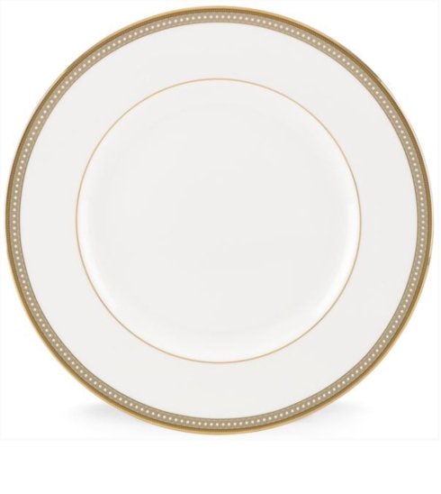 $39.00 Jeweled Jardin dinner plate