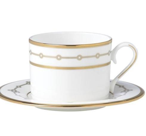 $60.00 Jeweled Jardin cup n saucer