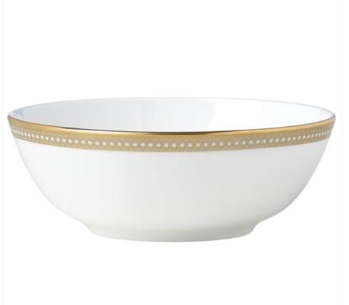$40.00 Jeweled Jardin soup bowl