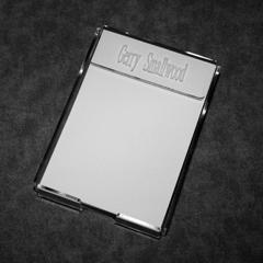 $25.00 Acrylic Notepad Holder