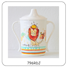 $12.99 SIPPY CUP KING OF THE JUNGLE