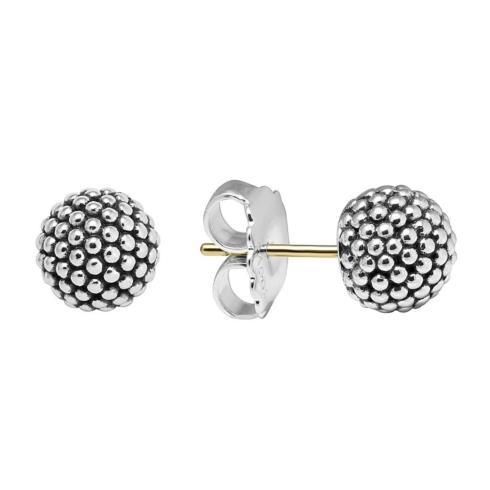 $175.00 Column Circle Stud Earrings