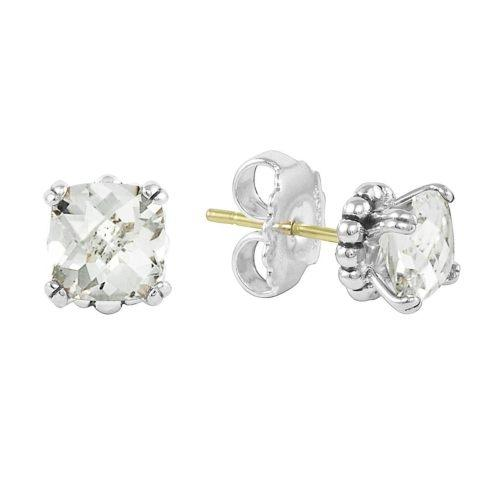 $295.00 White Topaz Earrings